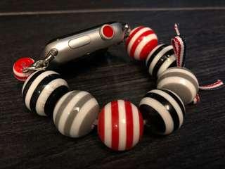 全新Apple Watch Series 3/Series 2 42mm Bands 手鍊 錶帶 手表帶 首飾 (不包括錶玉)