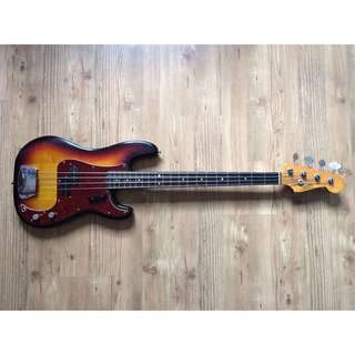 Vintage 1966 Fender Precision Bass