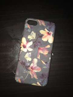 iPhone 7 Flowers Case