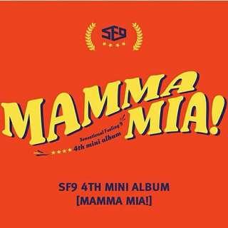 SF9-MAMMA MIA