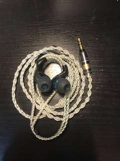 Null Audio Lune Series MKIV Premium Upgrade Cable for Earphone