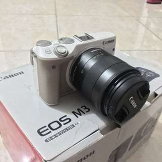 Mirrorless Camera Canon Eos M3