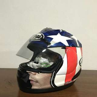 Arai RX7 RR4 Nicky Hayden