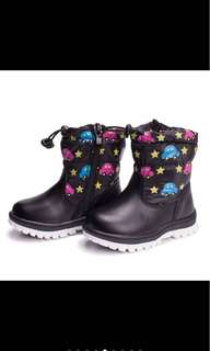 Winter Girl Waterproof Snow Boots