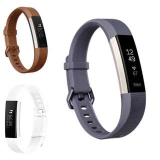 Instock BN Fitbit Alta & HR straps (S)