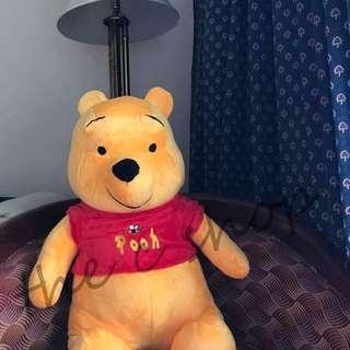 2ft Winnie The Pooh Stuffed Toy