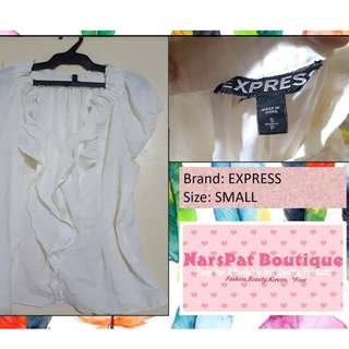 EXPRESS SMALL TOP BLOUSE