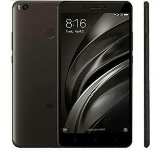 Xiaomi Mi Max 2 black 64GB ( Redmi 拒議價)
