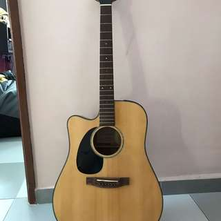 Takamine G series Acoustic Guitar EG340CLH (left-handed)