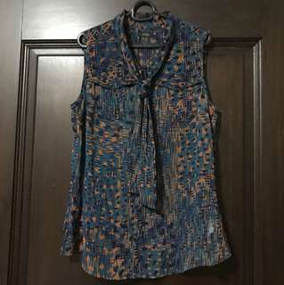 ESPRIT Collection Patterned TOP New