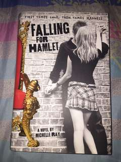 Falling For Hamlet Book