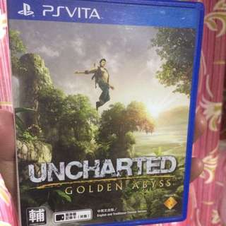 For sale! Uncharted Golden Abyss