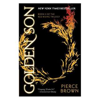 Golden Son (The Red Rising Series, Book 2)  BY Pierce Brown