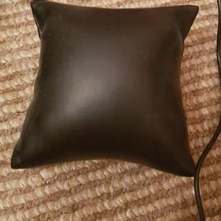 Watch pillow