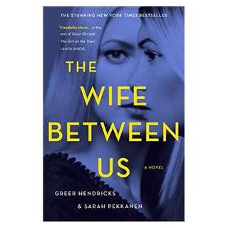 The Wife Between Us: A Novel BY Greer Hendricks  (Author), Sarah Pekkanen  (Author)