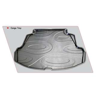 Cargo Tray for Toyota Corolla Altis 2014 Model
