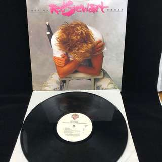 Rod Stewart - Out of Order (promo copy)