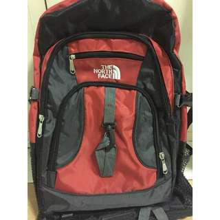 North Face travel bag (class A)
