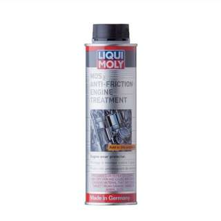 Liqui moly engine treatment
