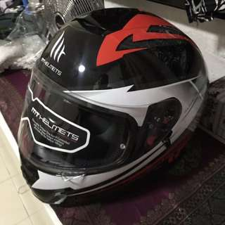 MT Helmet Thunder 3