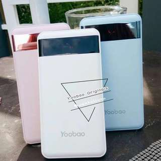 Yoobao Originals Powerbank