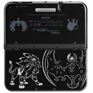 WTS Mint Con Modded NEW Nintendo 3DS XL - Pokemon Sun and Moon Edition