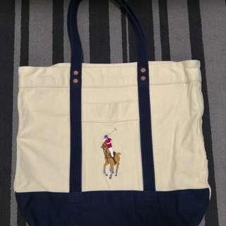 Polo  Ralph Lauren帆布袋