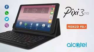 Alcatel pixi 10 inch tablet