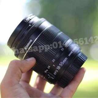 Canon lens STM