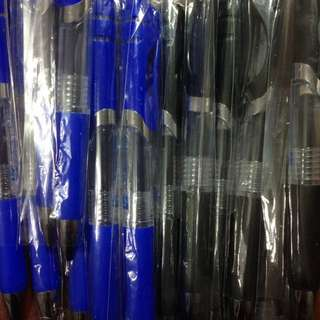 Pen Ball Pen Blue Black 原子筆圓珠筆籃筆黑筆