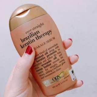 🇺🇸OGX 巴西角蛋白有機護髮霜 (免洗)