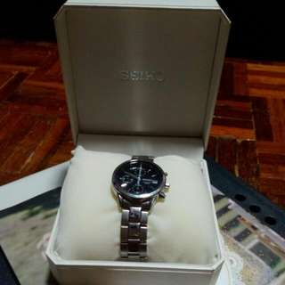 100% Authentic Seiko Watch