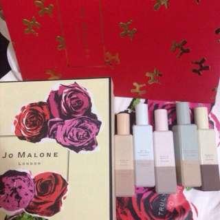 Jo Malone 三月限定套裝 英倫田園生活 英國倫敦 香水 30mL