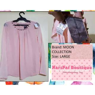 MOON COLLECTION LARGE BLOUSE