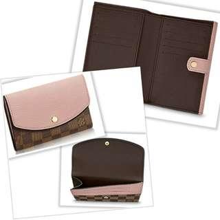 全新LV專櫃 皮革中夾 N60043 Normandy Compact 迷你包的好幫手 母親節好禮