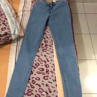 HW jeans H&M