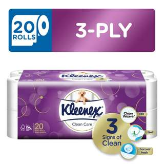 Kleenex Bathroom Tissue 20 rolls