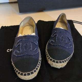 Chanel Espadrilles 100% Original & Authentic