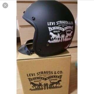 Levis安全帽