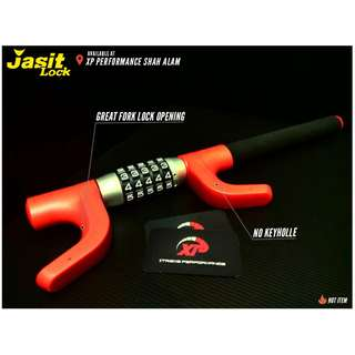 [ LIMITED STOCK ] JASIT LOCK FASHION COMBINATION LOCK