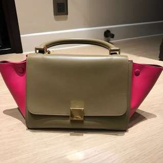 Celine Small Trapeze Bag 90% new