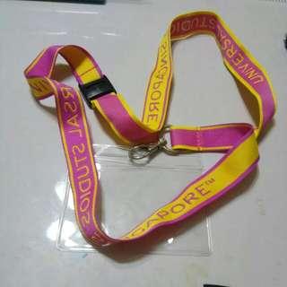 Uss card holder- pink