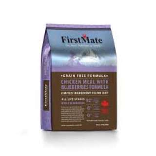 Firstmate Grain Free Chicken Meal with Blueberries 1.8kg $29/4.5kg $54