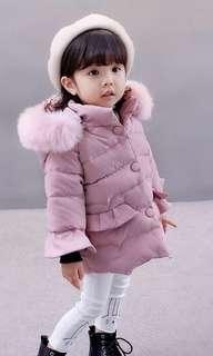 Winter Baby Padded Jacket