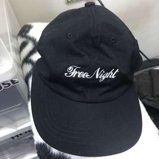 🚚 Free Night 刺繡老帽