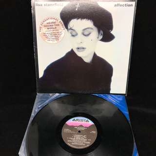 Lisa Stansfield-Affection (promo copy)