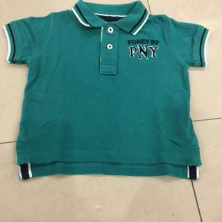 Baby Poney Shirt (12-18mths)