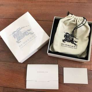 🚚 Brand New Authentic Burberry Belt