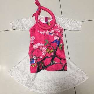 Vietnamese Costume size 4