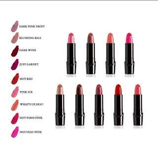 Wet and Wild Lipstick